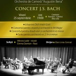 """Concert al Orchestrei de cameră """"Augustin Bena"""" la Catedrala Romano – Catolică din Alba Iulia"""