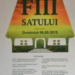 """Duminică, la Limba va avea loc cea de a XLVII-a ediție a sărbătorii """"Fiii Satului"""". Vezi programul"""