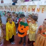 Toamna sărbătorită cu fast de preșcolarii de la Grădinița Nr. 12 din Alba Iulia