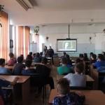 """Sfaturi pentu siguranța online a elevilor de la 5 școli din Alba Iulia în cadrul Campaniei """"LUNA SECURITĂŢII CIBERNETICE"""""""