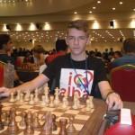 George Ileană și Mihnea Costachi își continuă evoluțiile bune la Campionatul Mondiale de șah pentru juniori de la Porto Carras