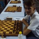 Albaiulianul Mihnea Costachi s-a clasat pe un onorabil loc șapte la Campionatul European de juniori din Croatia
