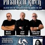 """Concert susținut de """"Pasărea Rock"""", la Casa de Cultură a Sindicatelor din Alba Iulia"""