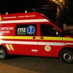 Bărbat beat din Alba Iulia accidentat în timp ce traversa neregulamentar strada