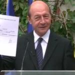Fostul președinte al României Traian Băsescu s-a înscris în PMP