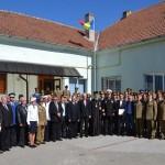A fost inaugurat noul sediu al Centrului Militar Județean Alba