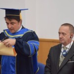 """Prof. univ. dr. Pasquale Policastro a primit titlul de Doctor Honoris Causa al Universității """"1 Decembrie 1918"""" din Alba Iulia"""