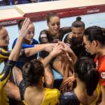Echipa de gimnastică a României a ratat finala la Campionatul Mondial şi implicit calificarea directă la JO 2016