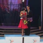 """Dansatorii albaiulieni au strălucit pe ringul de dans al concursului internațional """"Transylvanian Grand Prix"""""""