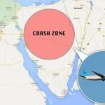 Un avion Airbus A-321 rusesc cu 224 de persoane la bord s-a prăbuşit în Egipt