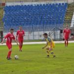 """Meci caritabil susținut de """"U"""" Cluj pe stadionul Cetate, din Alba Iulia"""