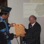 """Academicianul Ionel Valetin Vlad a primit titlul de titlul de Doctor Honoris Causa al Universității """"1 Decembrie 1918"""" din Alba Iulia"""