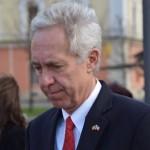 """Hans Klemm, ambasadorul SUA la Alba Iulia: """"Cetatea Alba Carolina este atractivă pentru investitori și turiști"""""""