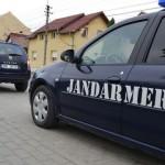 """Ceartă între doi romi din cartierul """"Lumea Nouă"""" aplanată de jandarmii albaiulieni"""
