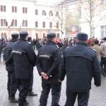 Ordinea și liniștea la Serbările Unirii de la Alba Iulia vor fi asigurate de peste 300 de jandarmi
