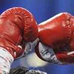 Johannis Bolca, legitimat la CS Unirea Alba Iulia, a obținut medalia de bronz la campionatele naţionalele de box pentru cadeţi
