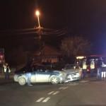 Femeie rănită ușor în urma unui impact între două autoturisme petrecut la Alba Iulia
