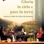 Miercuri, 16 decembrie: Institutul Italian de Cultură din Bucuresti organizează un Concert de Craciun, la Alba Iulia