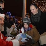 """Aproximativ 1500 de albaiulieni au venit în Piața Cetății pentru a sărbători """"Crăciunu' din 21"""""""