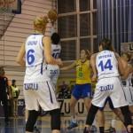 Echipa lui Miroslav Popov, calificată în Final Four-ul întrecerii europene: Slovanka MV – CSU Alba Iulia 60-82