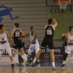 Echipa condusă de Miroslav Popov, calificată în semifinale: CSU Alba Iulia – Universitatea Cluj 69-65