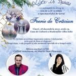 """Spectacol de Crăciun organizat la Alba Iulia de Clubul de dans sportiv """"Life is Dance"""""""