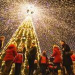 Pe 21 Decembrie, Moș Crăciun vine în Piața Cetății din Alba Iulia
