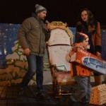 10 copii premiați cu trotinete de IPEC și sute de ghivece pentru flori împărțite albaiulienilor în Piața Cetății, din Alba Iulia
