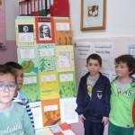 """Între 10 și 14 ianuarie, la Școala Gimnazială """"Vasile Goldiș"""" din Alba Iulia, a avut loc evenimentul """"Eminescu – la ceas aniversar"""""""