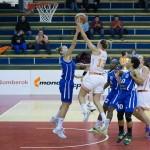A doua înfrângere consecutivă în Cupa CEWL: MBK Ruzomberok – CSU Alba Iulia 82 – 63