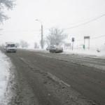 Recomandări ale Poliției Rutiere pentru traficul în condiții de iarnă | albaiuliainfo.ro