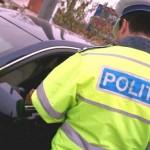 Tânăr de 25 de ani surprins de polițiștii rutieri conducând fără permis un autoturism pe Bulevardul Republicii din Alba Iulia