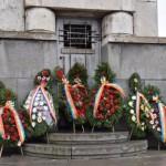 Martiritul lui Horea, Cloșca și Crișan marcat astăzi, la Alba Iulia, prin depuneri de coroane și jerbe de flori