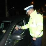 Tânăr de 24 de ani din Ciugud, surprins de polițiștii rutieri din Alba Iulia conducând fără permis și aflându-se în stare de ebrietate, pe DJ 107