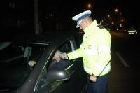 Tânăr de 29 de ani, beat și fără permis, depistat în trafic de polițiști pe Bulevardul Ferdinand I, din Alba Iulia