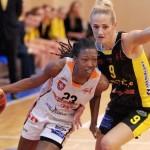 CSU Alba Iulia a transferat-o pe Nyshia Hammonds
