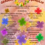Marți, 1 martie: Casa de Cultură a Sindicatelor din Alba Iulia găzduiește Carnavalul Mărțișorului