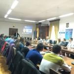 """Victor Negrescu, europarlamentar PSD: """"Studenții din Alba Iulia au un potențial enorm și trebuie păstrați în județ"""""""