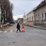 Restricții de circulație în zona centru a municipiului Alba Iulia
