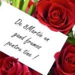 MESAJE de 8 MARTIE 2016, ZIUA FEMEII. Urări, felicitări, SMS-uri pentru femeile din viaţa voastră | albaiuliainfo.ro