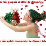 MESAJE de 8 martie 2016, ZIUA FEMEII. Un buchet de SMS-uri şi URĂRI parfumate pentru femeile din viaţa voastră   albaiuliainfo.ro