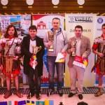 Vladislav Nevednichy (România) a câştigat Openul Internaţional de Şah al României