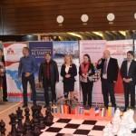 Astăzi a debutat la Hotel Transilvania din Alba Iulia Openul Internațional de Șah al României