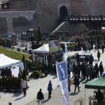 Târgul Grădinarului, ediția de primăvară 2016, și-a deschis astăzi porțile la Alba Iulia