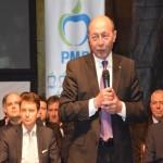 """Traian Băsescu, la Alba Iulia: """"România nu mai este într-o perioadă de tranziție și a venit vremea construcției de după"""""""