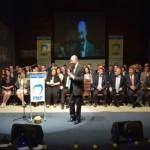 PMP Alba și-a lansat oficial, la Alba Iulia, candidații la alegerile locale 2016, în prezența lui Traian Băsescu