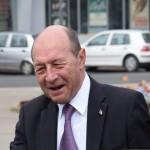 """Traian Băsescu, la Alba Iulia, despre Mircea Hava: """"Da, domnule primar, ai văruit Cetatea"""""""