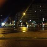"""Trei autoturisme au fost avariate în urma unui accident rutier produs în zona Stadionului """"Cetate"""" din Alba Iulia"""