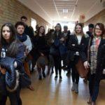 """Un grup de elevi și profesori de la Colegiul Național """"Horea, Cloșca și Crișan"""" din Alba Iulia au efectuat o vizită în Suedia și Danemarca"""