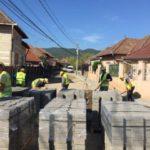 Au mai rămas doar 5 străzi de modernizat, din totalul de 52 începute în urma cu doi ani în Alba Iulia